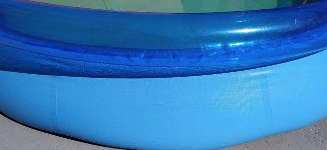 Vendo piscinão inflável - Foto 3