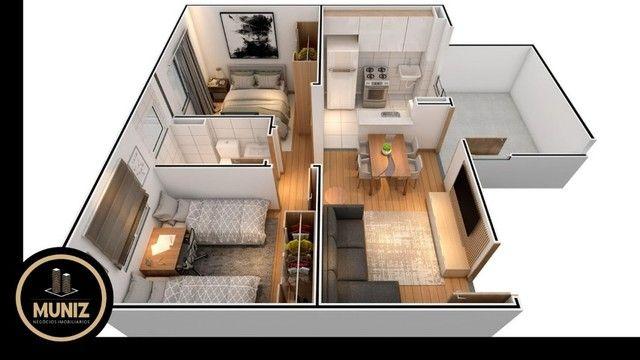 R Condomínio club completo  , com 2 quartos , em Fragoso !! - Foto 6