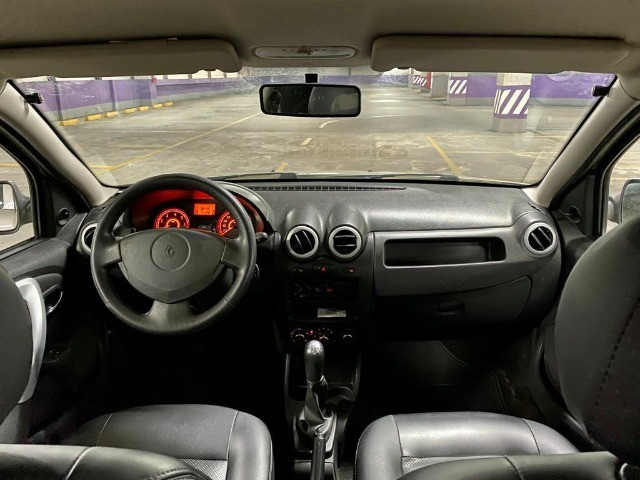 Renault Sandero Authentique 1.0 - Foto 9