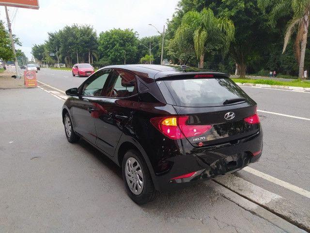 Hyundai HB20 Sense 2021 1.0 Flex Completo Comando de som no volante - Foto 6