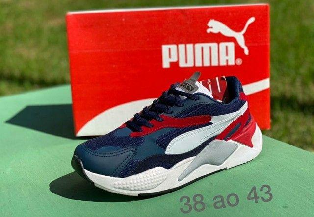 Tênis Puma RS-X Feminino e Masculino  - Foto 5