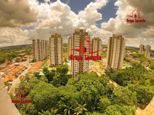 Mundi Resort Residencial 96m² 2 suítes 3 Vagas  fino acabamento - Foto 12