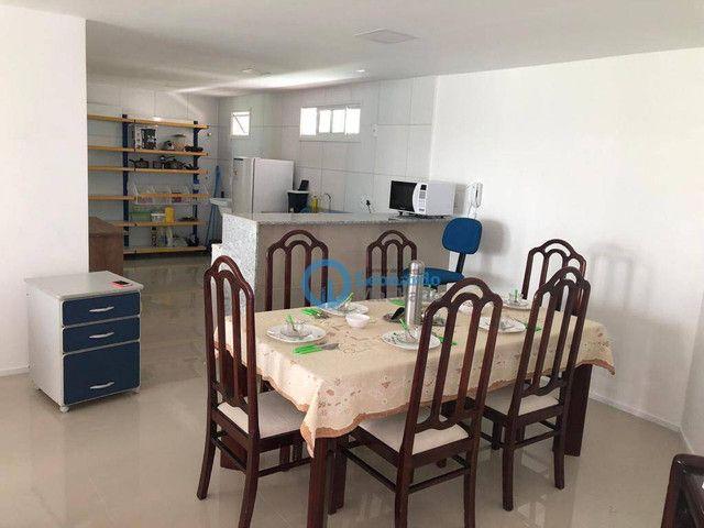 Apartamento com 3 dormitórios à venda, 110 m² por R$ 530.000 - Porto das Dunas - Aquiraz/C - Foto 7
