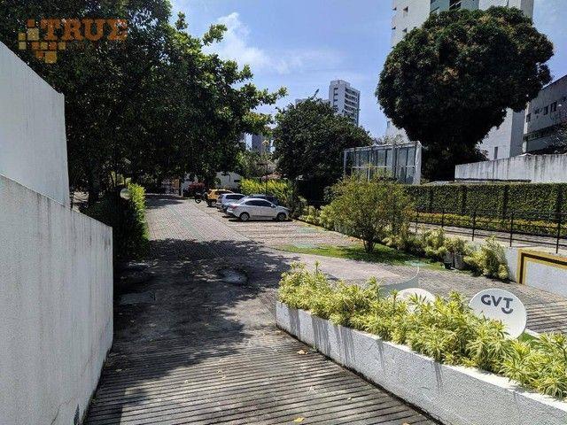 Apartamento com 3 dormitórios à venda, 72 m² por R$ 430.000,00 - Aflitos - Recife/PE - Foto 18
