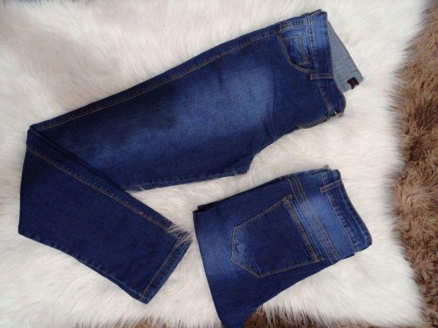 Calça Jeans Masculina novas em Promoção - Foto 5