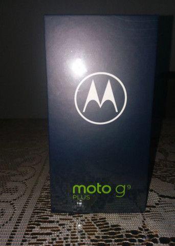 Moto g9 plus lacrado NOVO