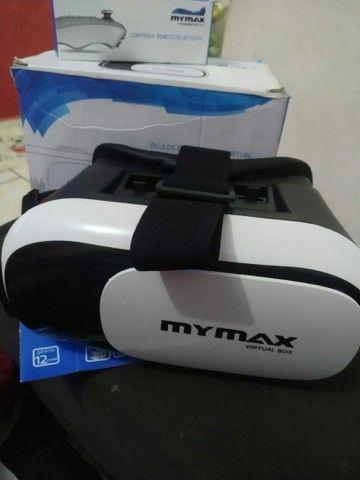 Controle para jogo no celular e oculos 3d vr - Foto 3