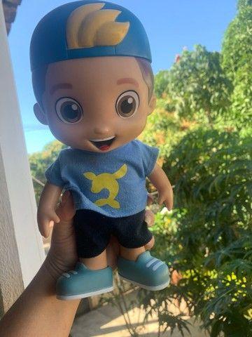 Lucas neto boneco