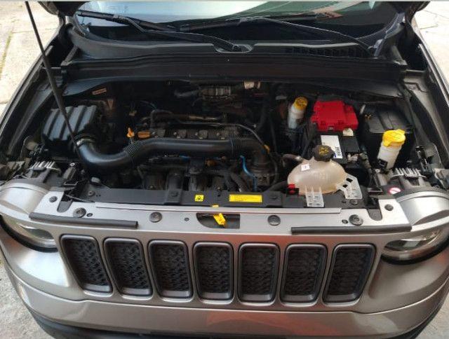 Jeep Renegade 1.8 Limited Teto Solar Flex 2019 ( Garantia de Fabrica ) - Foto 20