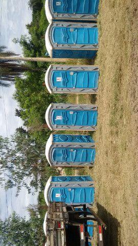Banheiros Químicos Seminovos - Foto 3