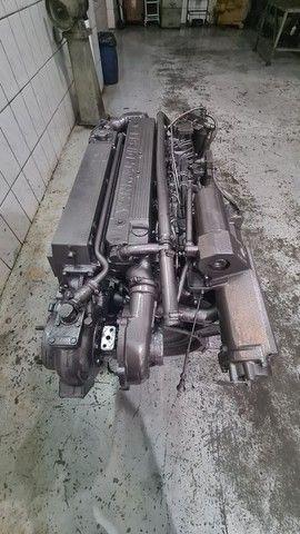 Vendo motor marítimo Yanmar  - Foto 5