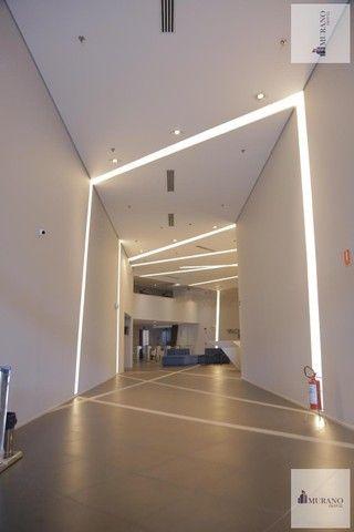Sala/Conjunto para venda com 42 metros quadrados em Valongo - Santos - SP - Foto 5