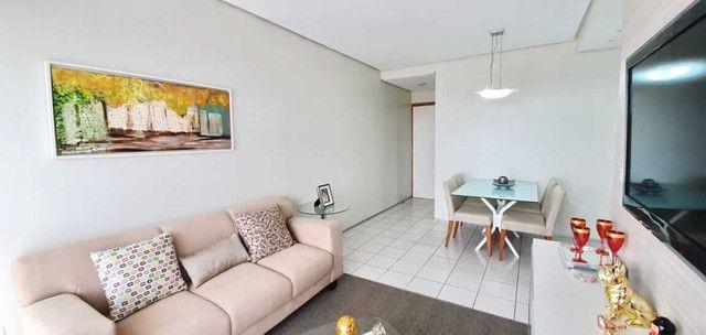 44 Apartamento no Bairro dos Noivos 71m² com 03 quartos, todo mobiliado!(TR55717) MKT