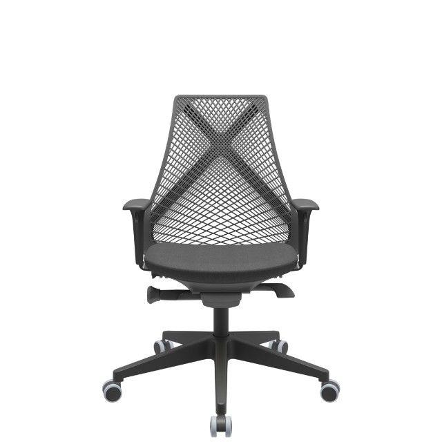 Cadeira Bix plaxmetal - Presidente top!!!