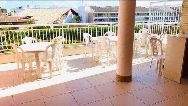 Apartamento para venda possui 200 metros quadrados com 4 quartos em Porto das Dunas - Aqui - Foto 2