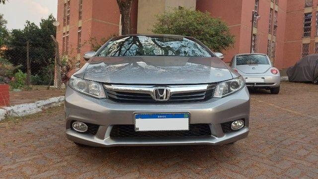 Honda Civic EXR - 2014 - Foto 2