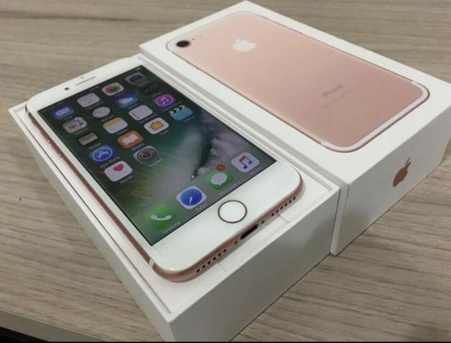 Iphone 7 128gb Rosê.