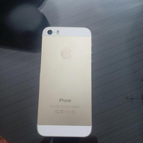 IPHONE 5S GOLD BARATO