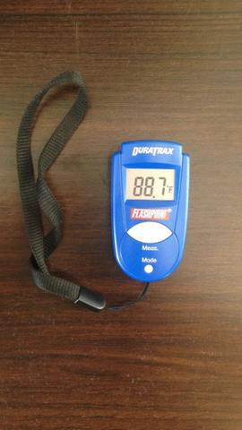 Termometro duratrax flashpoint