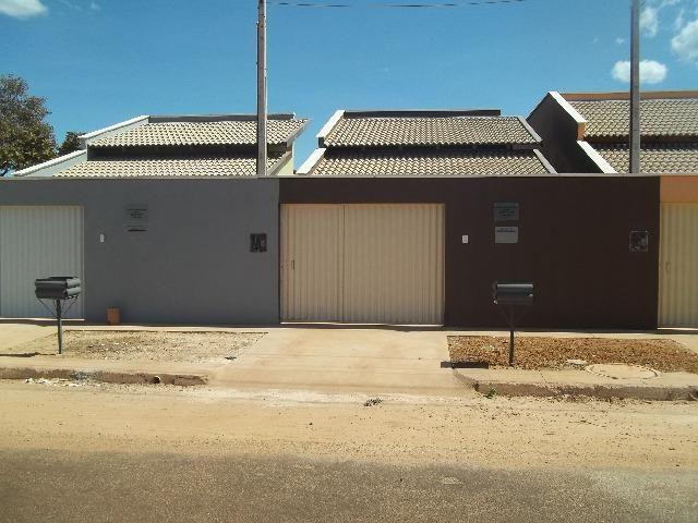 Ótima casa 2/4 nova, financia minha casa minha vida
