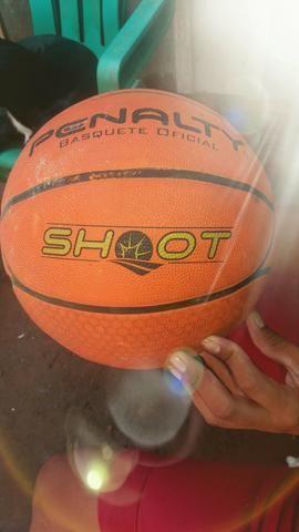 Bola de basquete oficial da pênalty