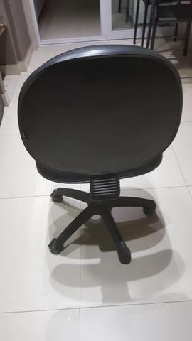 3 cadeiras de escritório - ótimo estado