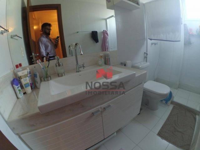 Apartamento 3 quartos em Jardim Camburi com 4 vagas, montado e decorado - Foto 16