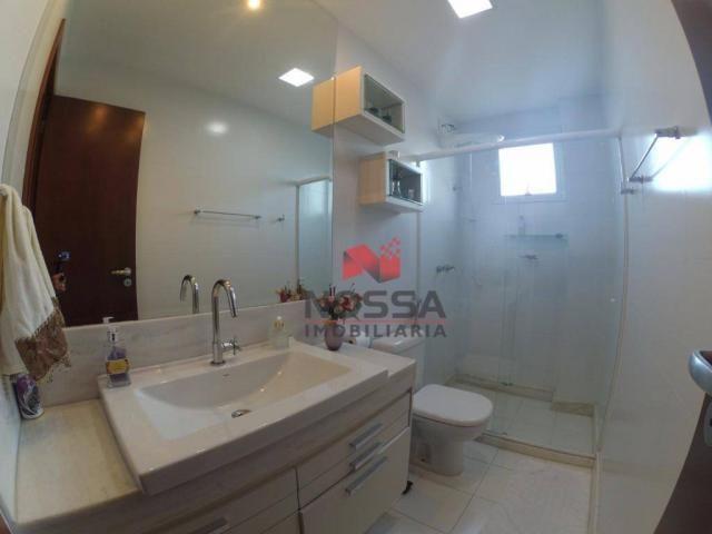 Apartamento 3 quartos em Jardim Camburi com 4 vagas, montado e decorado - Foto 18