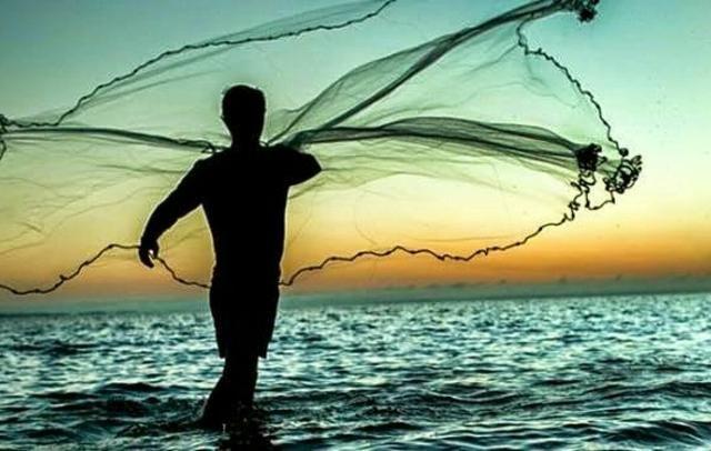 Pescadores da bahia