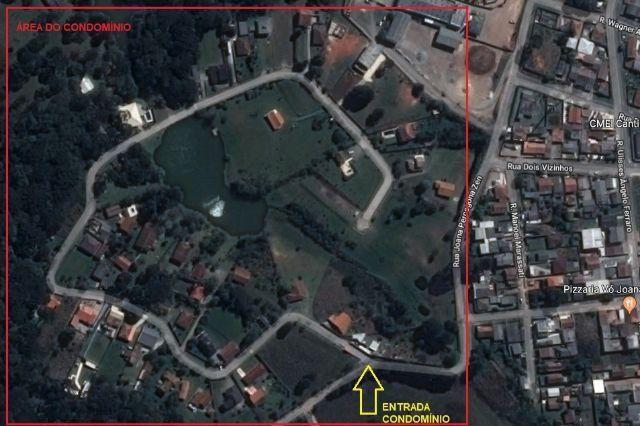 São José dos Pinhais - Chácara c/ 2328m² em condomínio fechado próx. BR 277 - Foto 19