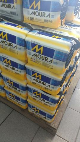 Baterias Moura 60 amperes entregamos instalamos