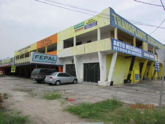 Escritório para alugar em Vila amelia, Pinhais cod:00536.004 - Foto 6
