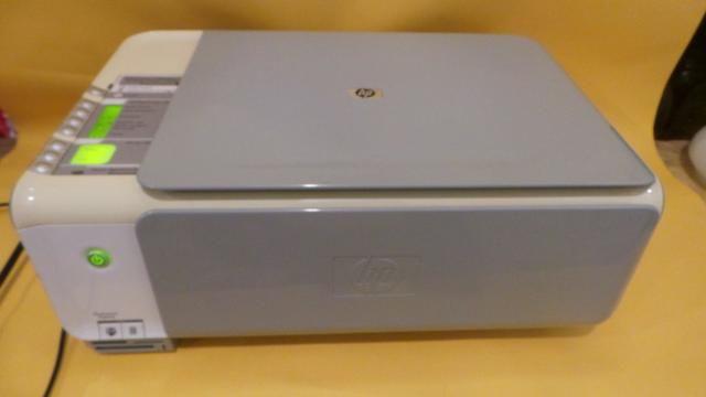Impressora hp photosmart c 3180 scanner copiadora funcionando sem cartuchos!