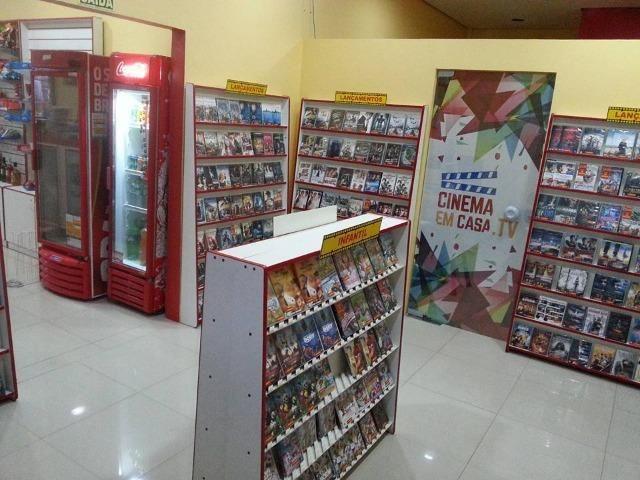 Lote de DVDs de locadora com mais de 7000 títulos Alvorada - RS