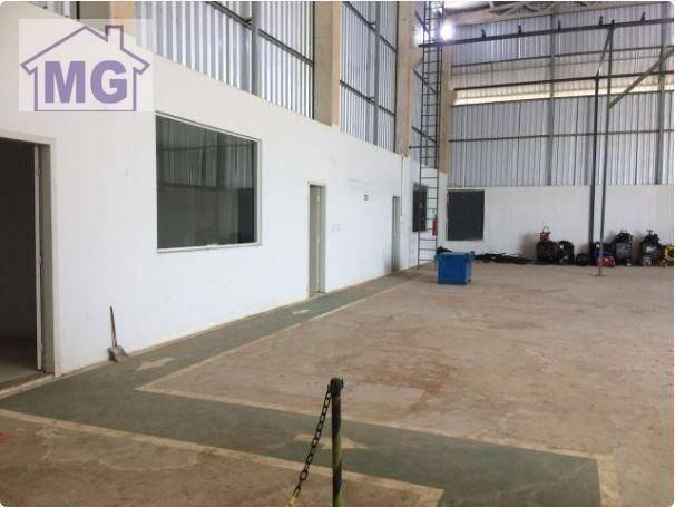 Galpão para alugar, 1250 m² por r$ 19.000/mês - cabiúnas - macaé/rj - Foto 2