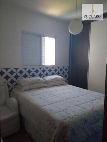 Apartamento com 2 dormitórios à venda, 54 m² por r$ 285.000,00 - vila sirena - guarulhos/s - Foto 8