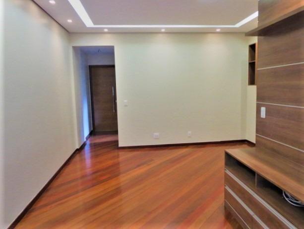 Apartamento 3 quartos à venda, 3 quartos, 1 vaga, gutierrez - belo horizonte/mg - Foto 2