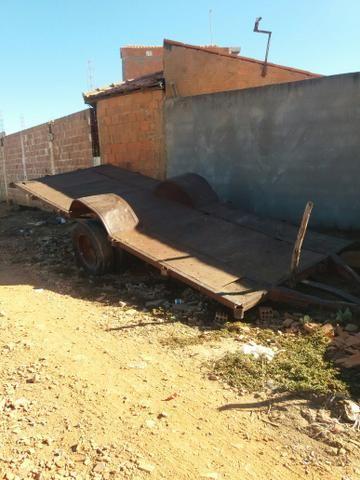 Carretao agrícola 6.10 metros penel duplo - Foto 5