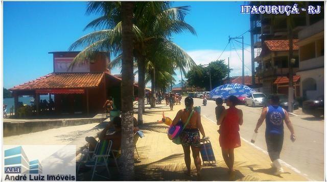 Imóvel linear com 04 suítes 01 quarto e piscina no centro de Itacuruçá-RJ(André Luiz Imóve - Foto 18