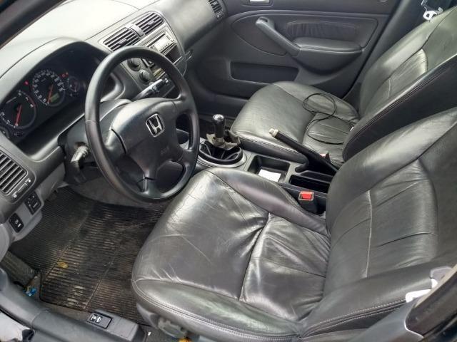 Honda civic 2004 lx , cambio manual - Foto 7