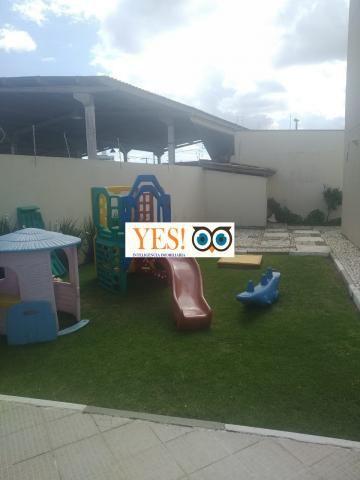 Apartamento residencial para Venda, Lagoa Salgada, Feira de Santana, 3 dormitórios sendo 1 - Foto 9