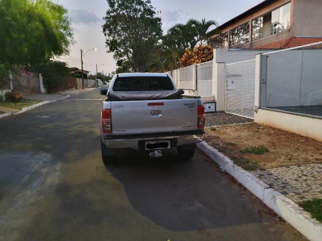 Toyota Hilux 2.7 SR Automática - Foto 3