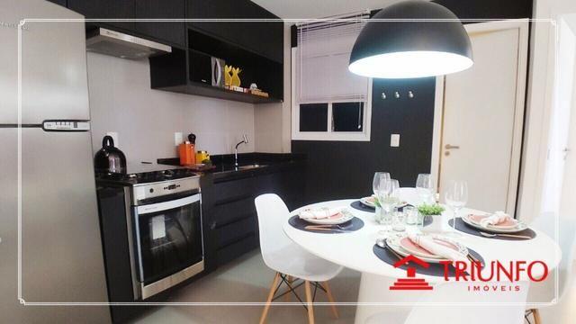 (MRA) TR20905-Super Ofeta, A 100m da Beira Mar, Apartamento 47m², 2 Quartos, 1 Vaga - Foto 4