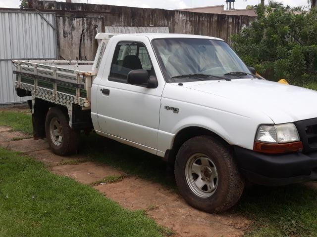 Ford Ranger 4X4 2002