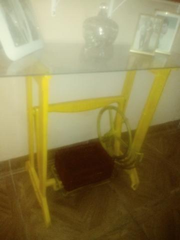 Pedal de máquina antiga
