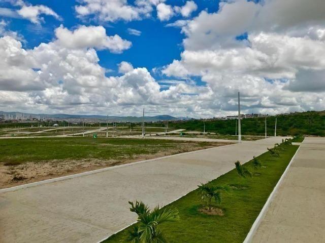 Terreno no morada verde - Lote 8x20 - Loteamento 100% Legalizado - Mensais de R$ 479 - Foto 3