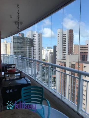 Apartamento à venda com 3 dormitórios em Cocó, Fortaleza cod:7986 - Foto 15