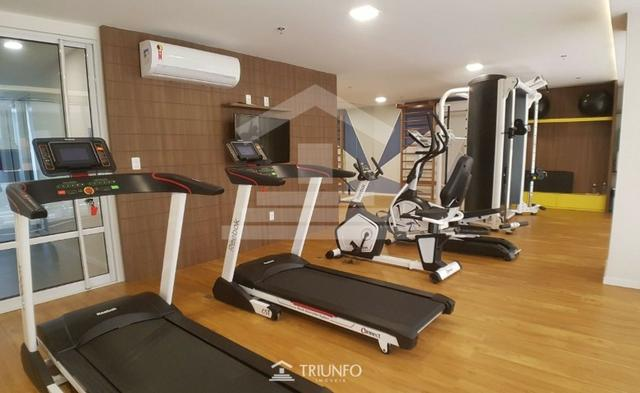 (DD12454) Apartamento a venda na Aldeota_Antonio Martins_126m²_Novo - Foto 6