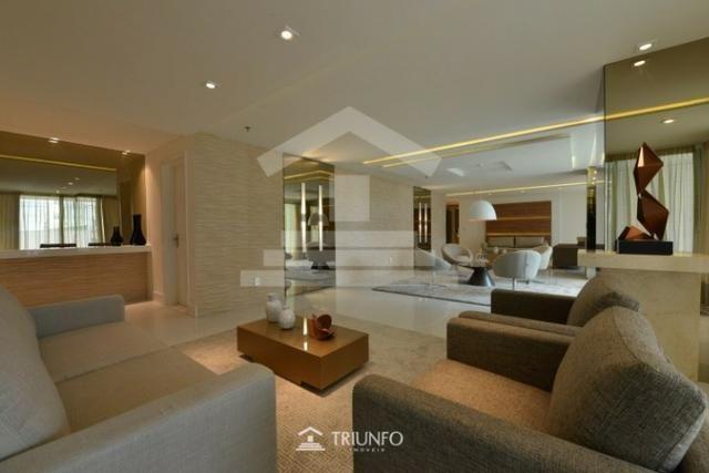 (DD20389)Apartamento novo na Aldeota_Contemporâneo_143m²_3 suítes - Foto 3