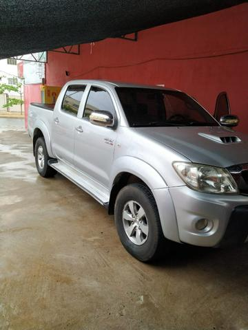 Vendo Toyota Hilux srv 2009/2010 - Foto 3